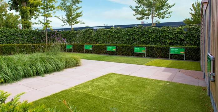 Kunstgrasshowtuin • Gras en Groen Kunstgras