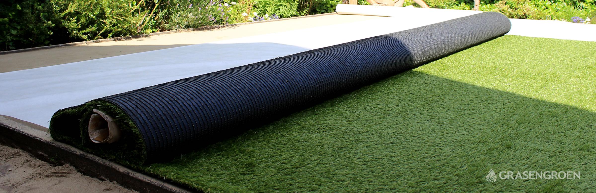 kunstgras diensten • Gras en Groen Kunstgras