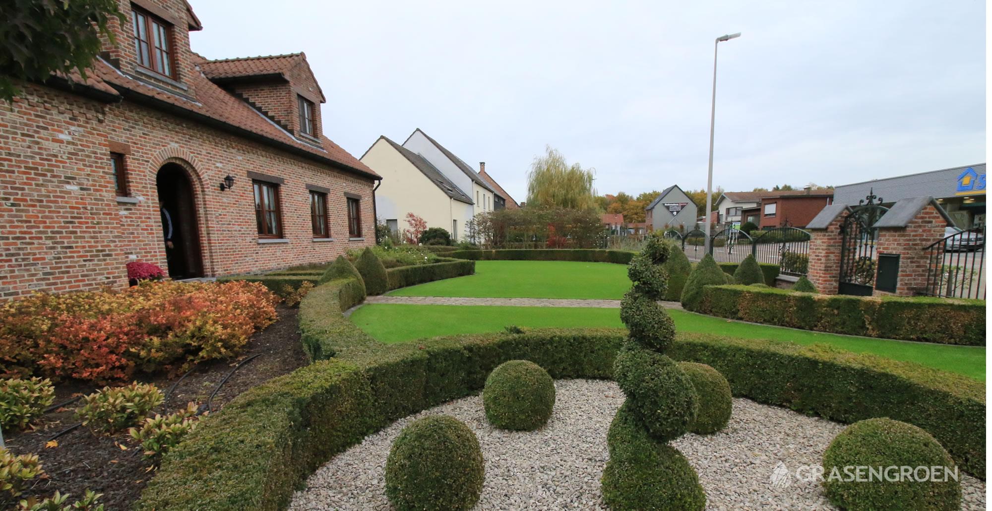Kunstgrasleggenkermt15 • Gras en Groen Kunstgras