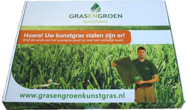 Aanbiedingstalen • Gras en Groen Kunstgras