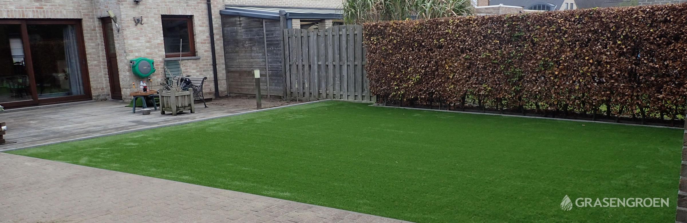 Kunstgrasleggennijlen1 • Gras en Groen Kunstgras