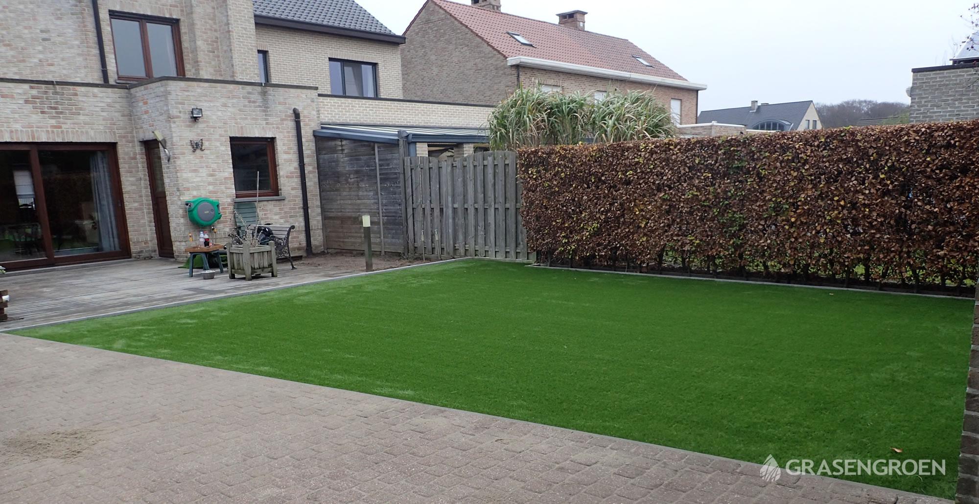 Kunstgrasleggennijlen17 • Gras en Groen Kunstgras