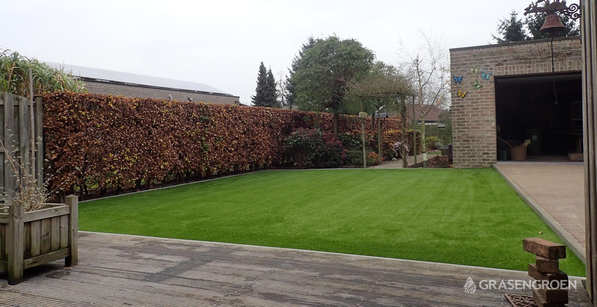 Kunstgrasleggennijlen18 • Gras en Groen Kunstgras
