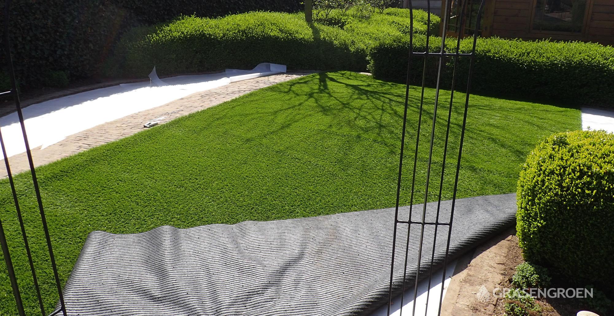 Kunstgrasleggenscherpenheuvel16 • Gras en Groen Kunstgras