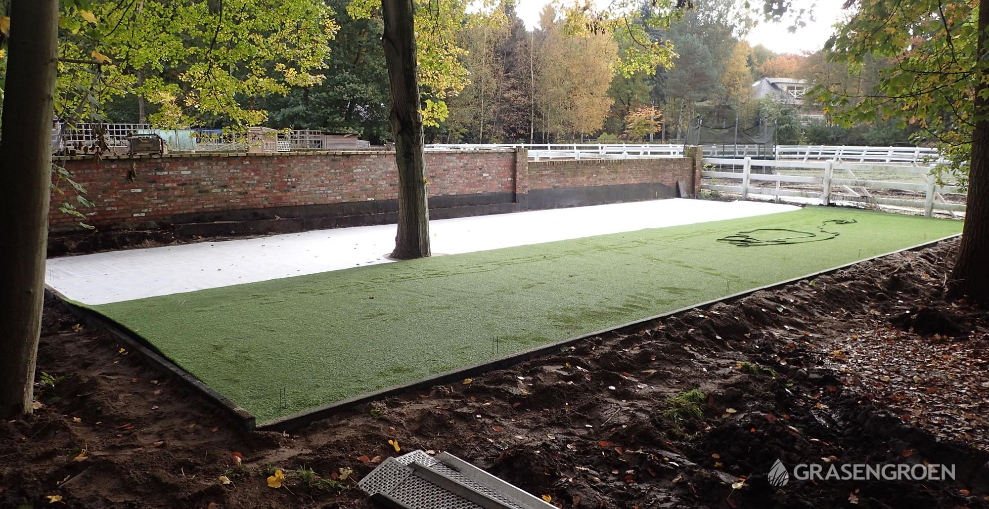 Kunstgrasleggenschoten15 • Gras en Groen Kunstgras