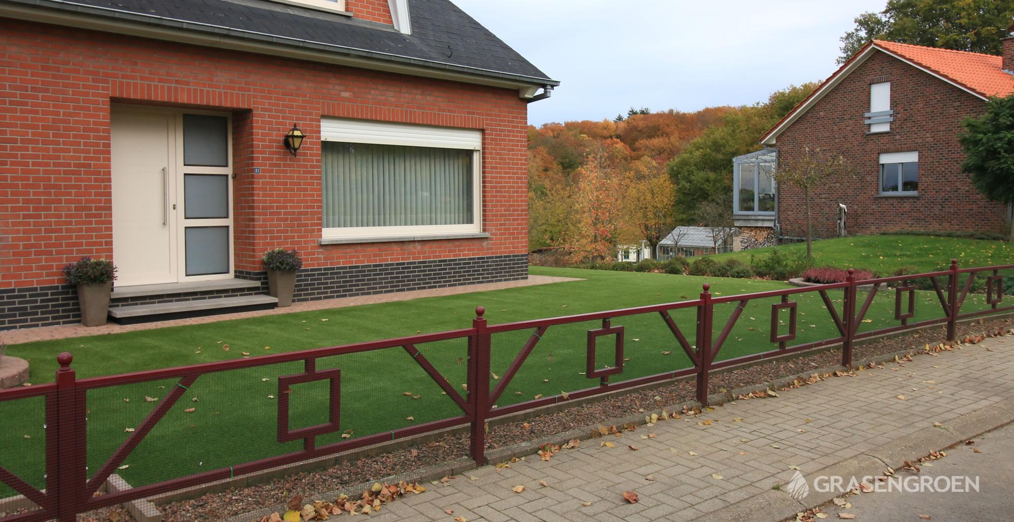 Kunstgrasleggensintjorisweert13 • Gras en Groen Kunstgras