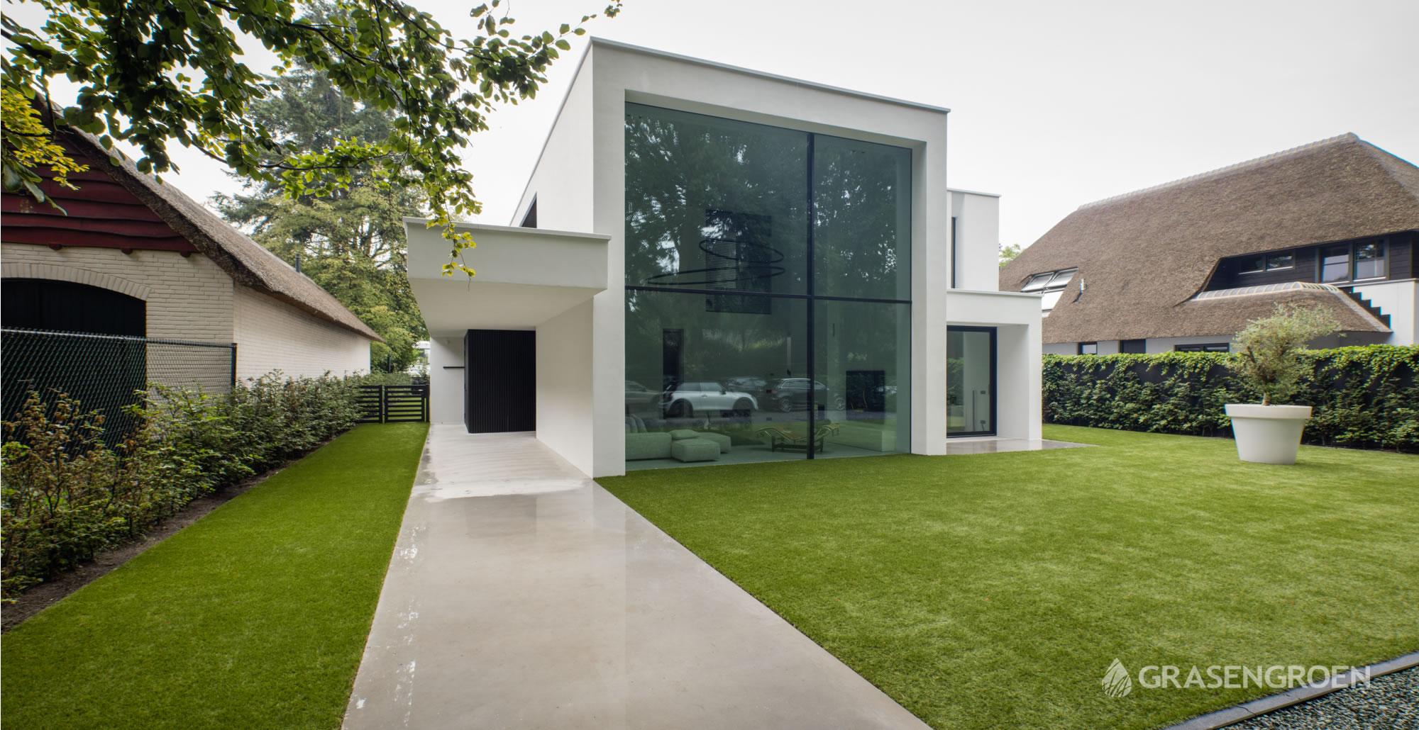 Kunstgrasleggenturnhout11 • Gras en Groen Kunstgras