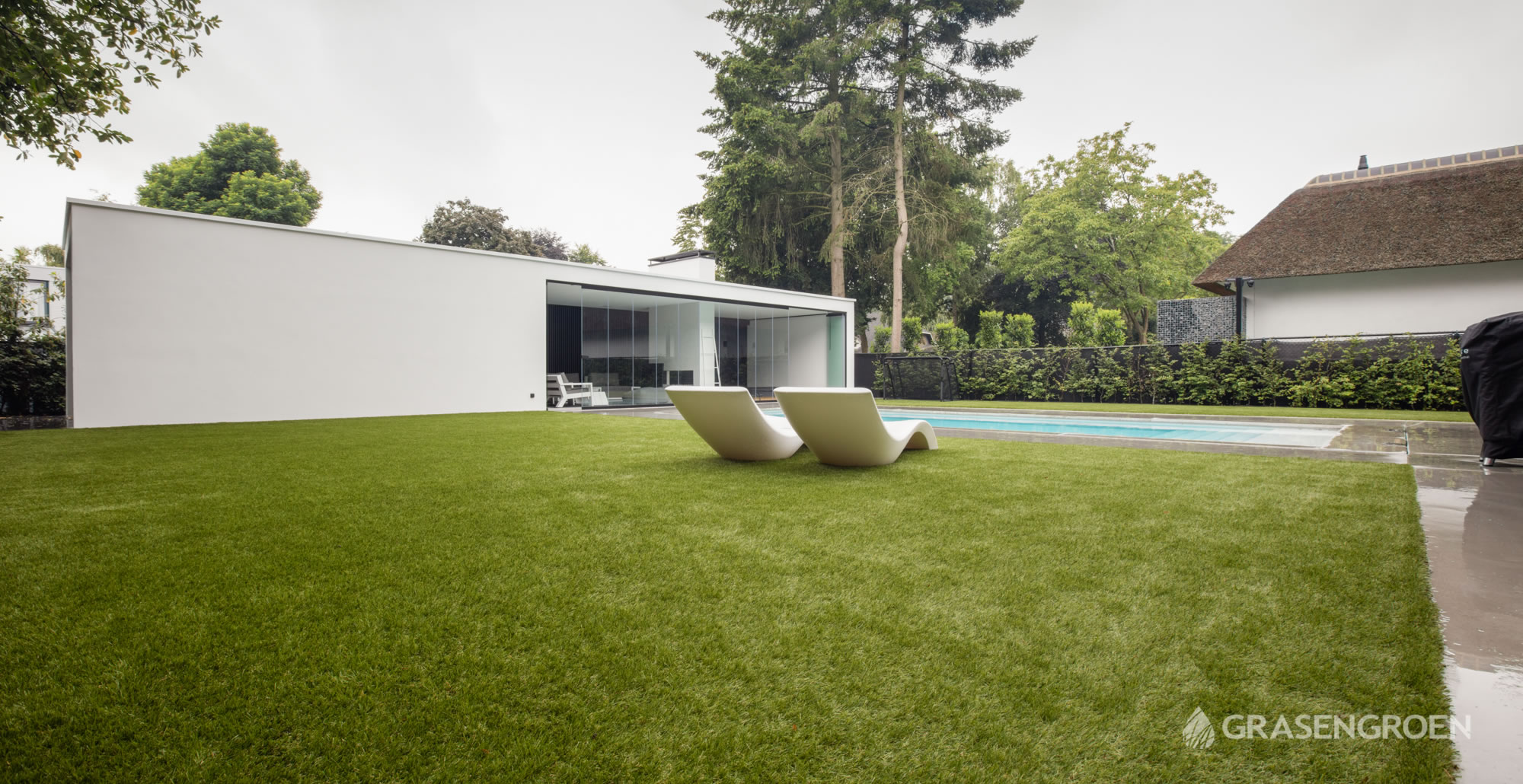 Kunstgrasleggenturnhout16 • Gras en Groen Kunstgras