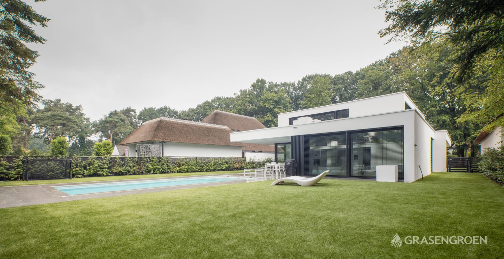 Kunstgrasleggenturnhout17 • Gras en Groen Kunstgras