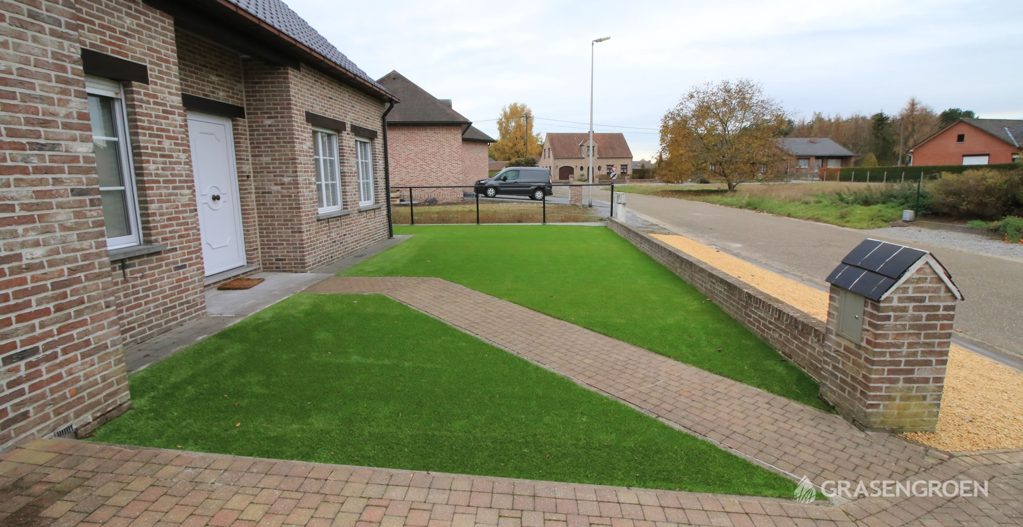 Kunstgrasleggenzelem15 • Gras en Groen Kunstgras