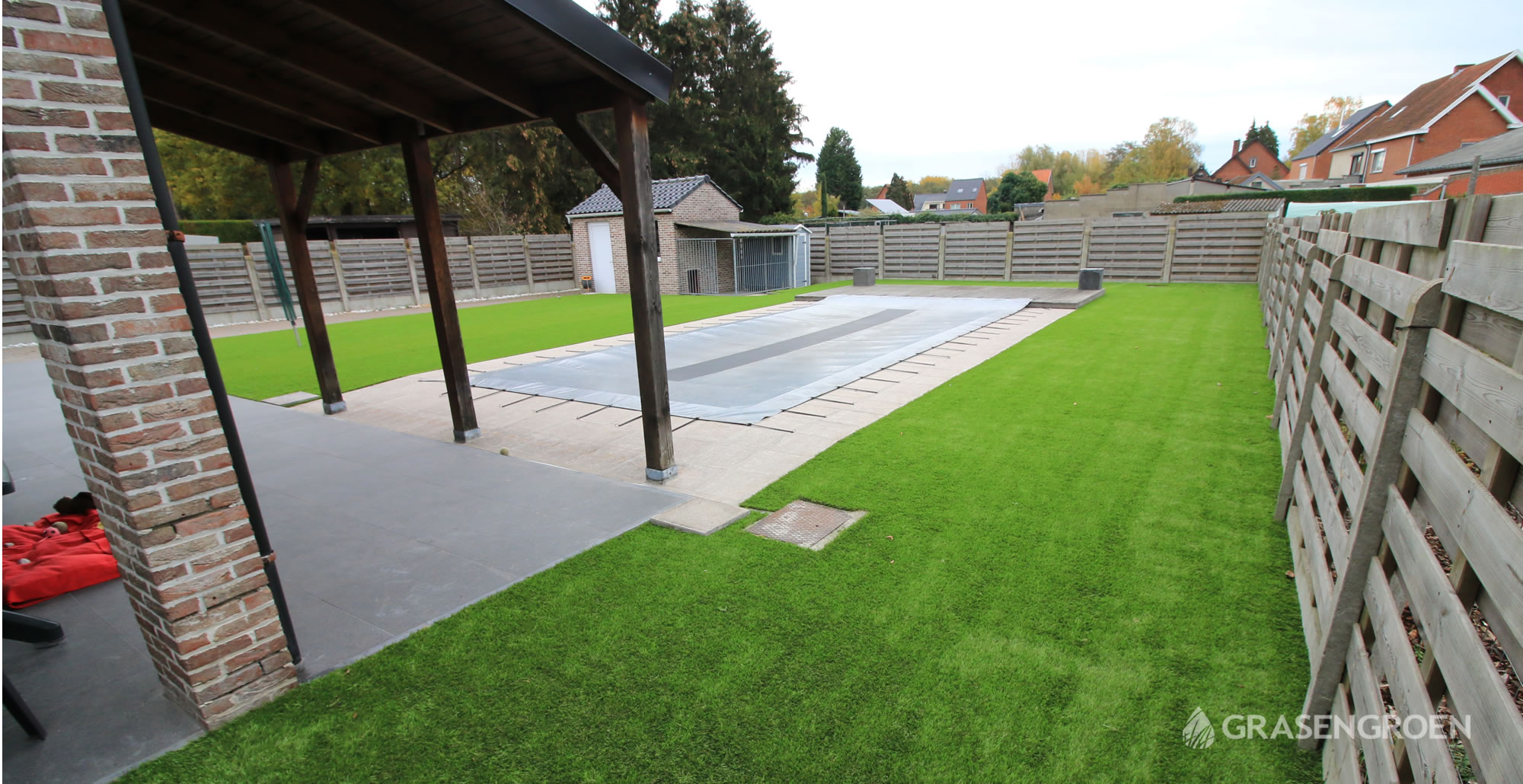 Kunstgrasleggenzelem17 • Gras en Groen Kunstgras