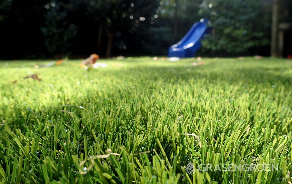 Kunstgrastuin2 • Gras en Groen Kunstgras