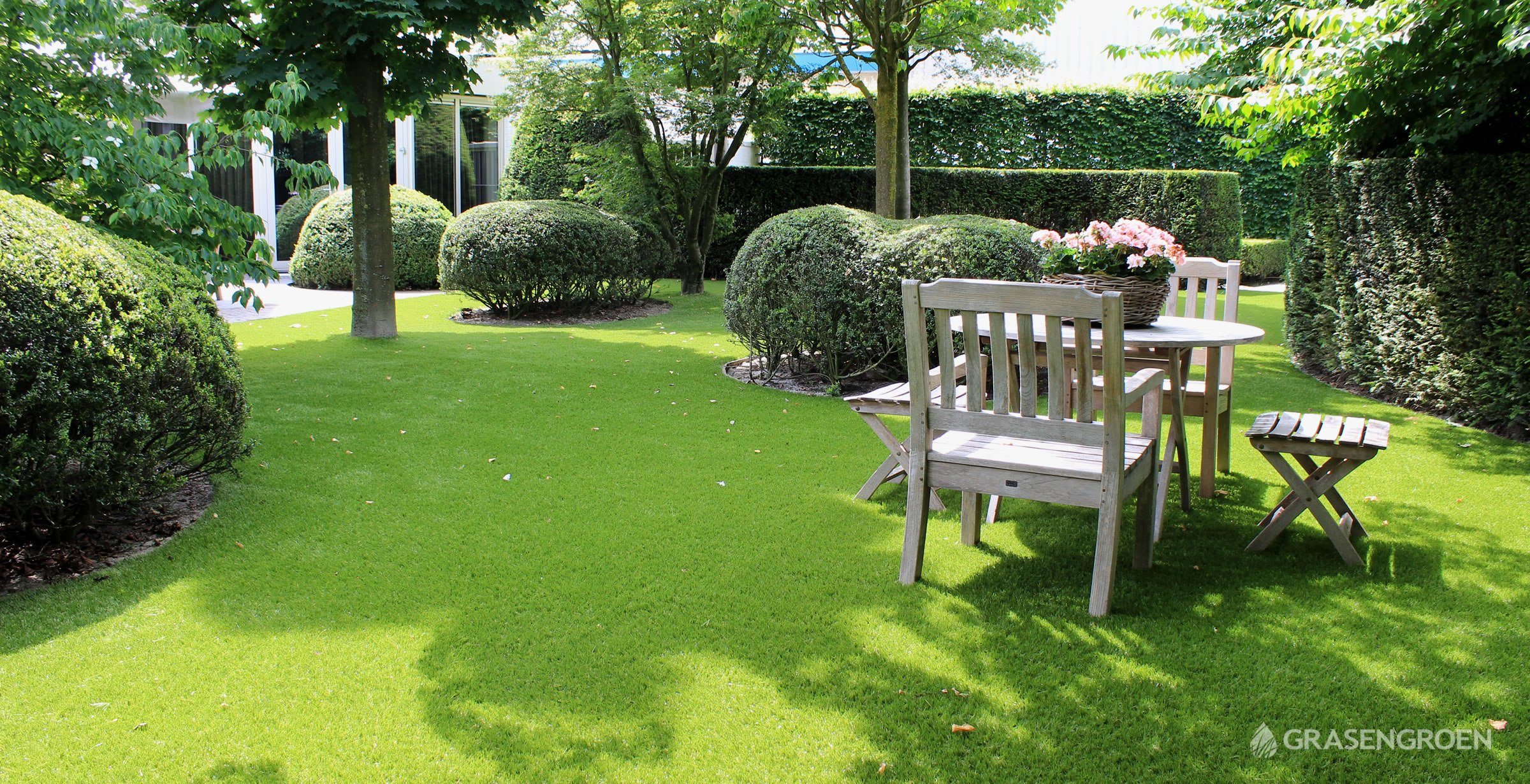Kunstgrasleggenverlijmenslider5 • Gras en Groen Kunstgras